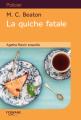 Couverture Agatha Raisin enquête, tome 01 : La Quiche fatale Editions Feryane 2016