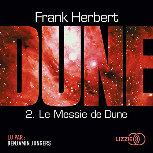 Couverture Le Cycle de Dune (7 tomes), tome 3 : Le Messie de Dune