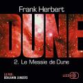 Couverture Le Cycle de Dune (7 tomes), tome 3 : Le Messie de Dune Editions Lizzie 2019
