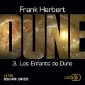 Couverture Le Cycle de Dune (7 tomes), tome 4 : Les Enfants de Dune Editions Lizzie 2019