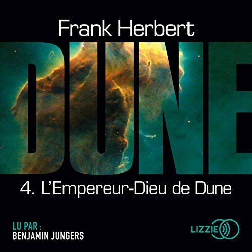 Couverture Le Cycle de Dune (7 tomes), tome 5 : L'Empereur-dieu de Dune