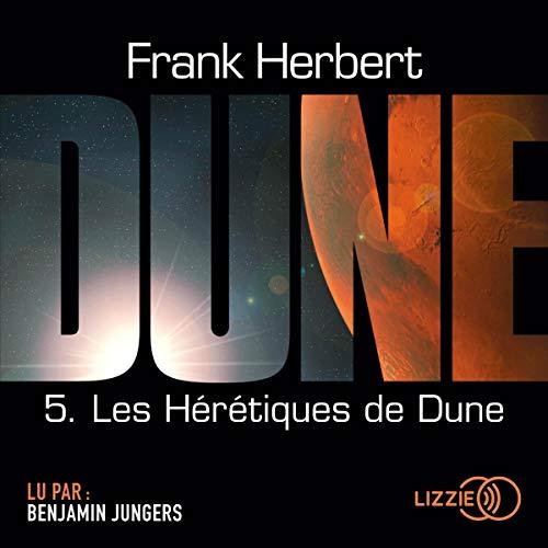 Couverture Le Cycle de Dune (7 tomes), tome 6 : Les Hérétiques de Dune