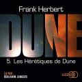 Couverture Le Cycle de Dune (7 tomes), tome 6 : Les Hérétiques de Dune Editions Lizzie 2019