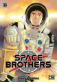Couverture Space brothers, tome 35 Editions Pika (Seinen) 2021