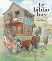 Couverture Le bibliobus Editions L'École des loisirs (Pastel) 2021