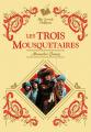 Couverture Les Trois Mousquetaires Editions de Noyelles 2021