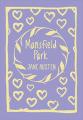 Couverture Mansfield park Editions Arcturus 2019