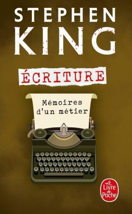 Couverture Écriture : Mémoires d'un métier