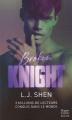 Couverture All Saints High, tome 2 : Broken Knight Editions HarperCollins (Poche) 2020