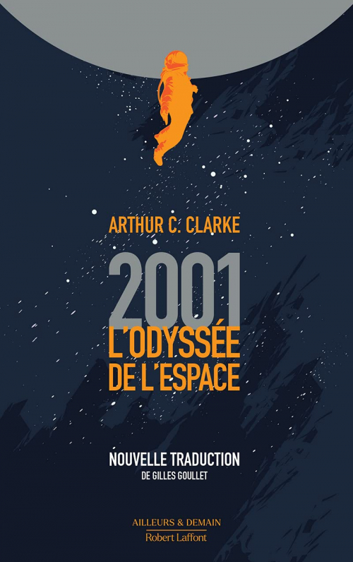Couverture 2001 : L'odyssée de l'espace