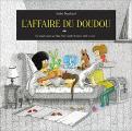 Couverture L'affaire du doudou perdu Editions Seuil (Albums jeunesse) 2021