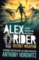 Couverture Alex Rider : Secret weapon Editions Walker Books 2021