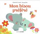 Couverture Mon bisou préféré Editions Flammarion (Père Castor) 2021