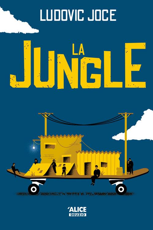 Couverture La Jungle