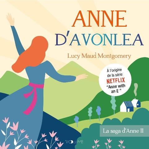 Couverture Anne d'Avonlea