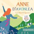 Couverture Anne d'Avonlea Editions VOolume 2021