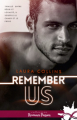 Couverture Remember us Editions Infinity (Romance passion) 2021