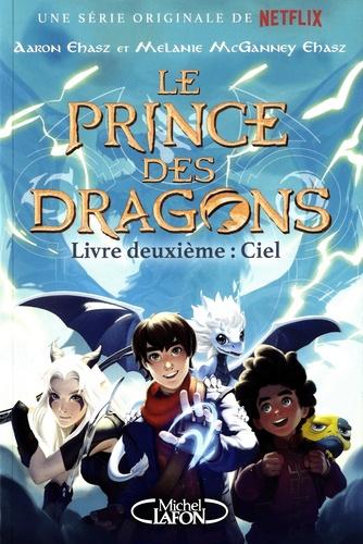 Couverture Le Prince des Dragons, tome 2 : Ciel
