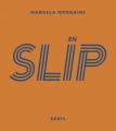 Couverture En slip Editions Seuil 2021