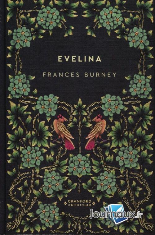 Couverture Evelina