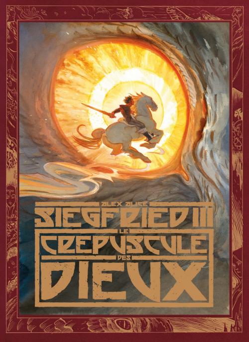 Couverture Siegfried, tome 3 : Le Crépuscule des dieux