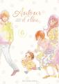 Couverture Autour d'elles, tome 6  Editions Akata (L) 2021