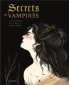 Couverture Secrets de vampires Editions de La Martinière (Jeunesse) 2021
