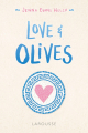 Couverture Love & Gelato, tome 3 : Love & Olives Editions Larousse 2021