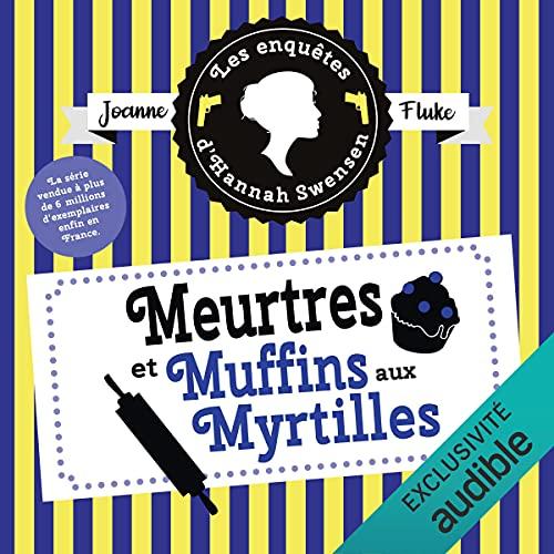 Couverture Meurtres et muffins aux myrtilles