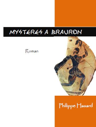 Couverture Mystères à Brauron