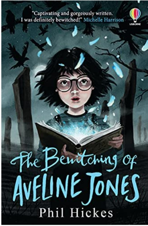 Couverture The Bewitching of Aveline Jones