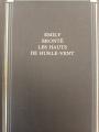Couverture Les Hauts de Hurle-Vent / Les Hauts de Hurlevent / Hurlevent / Hurlevent des monts / Hurlemont / Wuthering Heights Editions France Loisirs 1993