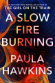Couverture Celle qui brûle Editions Doubleday 2021