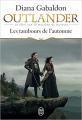 Couverture Le chardon et le tartan / Outlander (Libre Expression, France Loisirs), tome 04 : Les tambours de l'automne Editions J'ai Lu 2015
