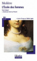 Couverture L'Ecole des femmes Editions Folio  (Plus classiques) 2011