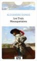 Couverture Les Trois Mousquetaires Editions 12-21 2012