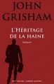 Couverture Le couloir de la mort / L'héritage de la haine Editions Robert Laffont (Best-sellers) 2012