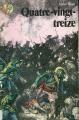 Couverture Quatrevingt-treize Editions L'École des loisirs 1980