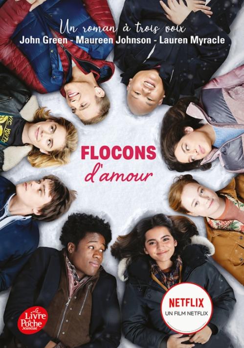 Couverture Flocons d'amour / Let it snow