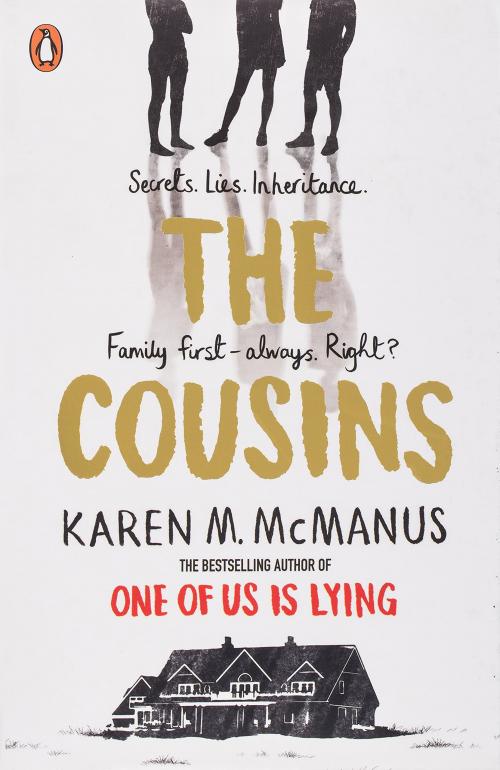 Couverture The Cousins
