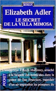 Couverture Le secret de la villa Mimosa