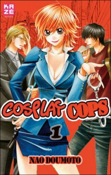 Couverture Cosplay Cops, tome 1