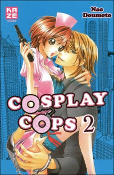 Couverture Cosplay Cops, tome 2