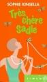 Couverture Très chère Sadie Editions France Loisirs (Piment) 2011