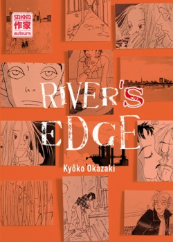 Couverture River's Edge