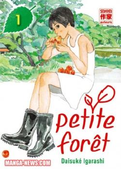 Couverture Petite forêt, tome 1