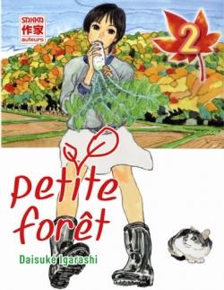 Couverture Petite forêt, tome 2