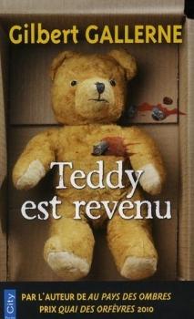 Couverture Teddy est revenu