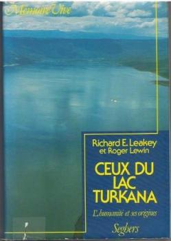 Couverture Ceux du lac Turkana