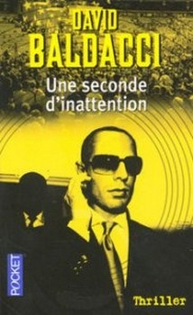 Couverture Une seconde d'inattention